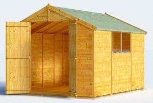 BillyOh Master Tongue and Groove Apex Shed Cladding Frame And Floor