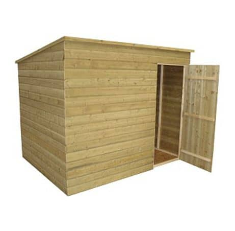 Empire Windowless Pent 5 X 3 Shed