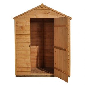 Starter 5 X 3 Shed Cladding Frame And Floor