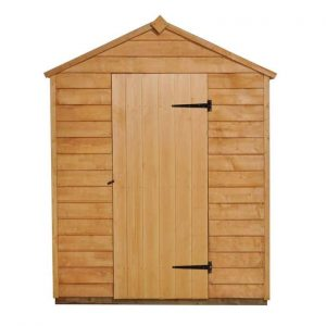 Starter 5 X 3 Shed Doors And Windows