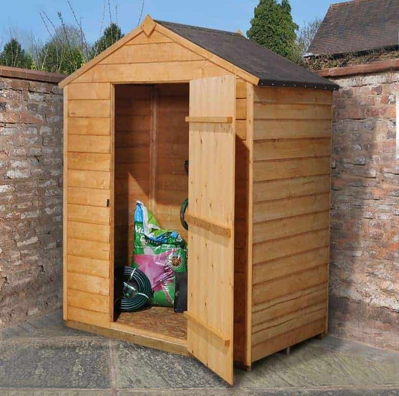 Starter 5 X 3 Shed