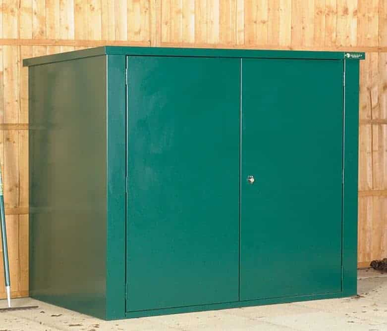 Stowaway Vault Store 5x3 Shed