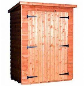 Strongman Budget Double Door 5x3 Shed