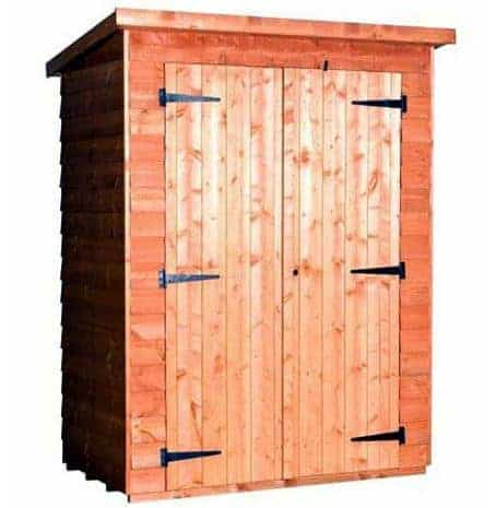 Strongman Budget Double Door 5x3 Shed