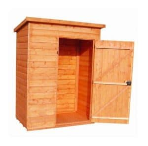 Strongman Shiplap 5x3 Shed Cladding Frame And Floor