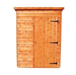 Strongman Shiplap 5x3 Shed Type And Roof Size