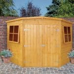 Wickes 8 x 8 Corner Shiplap Wooden Shed