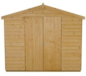 Forest 8x10 Shed Shiplap Workshop Shed Type And Roof Size