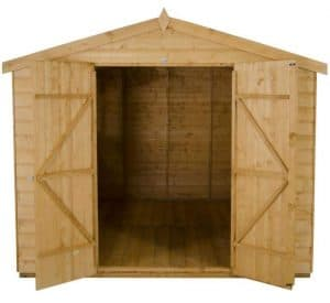 Forest 8x10 Shed Shiplap Workshop Treatment Requirement And Warranty