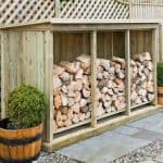 Superior Treated Redwood Triple Log Store Treatment Requirement And Warranty