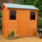 Extra High Supreme Apex 10 x 8 Shed