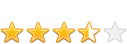 Garden Buildings Direct 3.5 Star Customer Rating