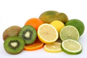 Orange & Yellow Fruit & Vegetables