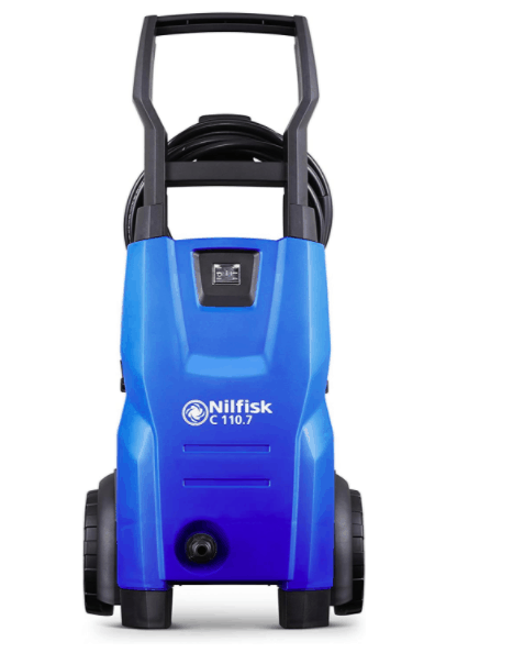 Nilfisk C 110 bar 110.7-5 X-TRA Compact Pressure Washer for Basic Tasks