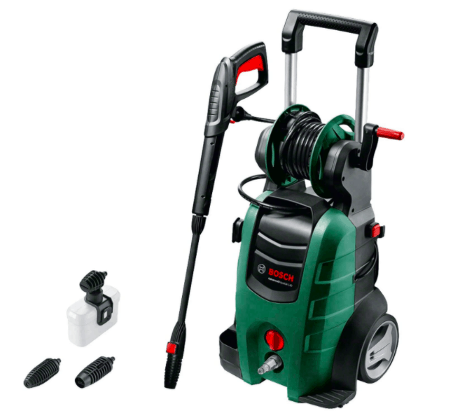 Bosch AdvancedAquatak 140 pressure washer