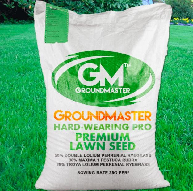 Ground Master Hard Wearing Pro