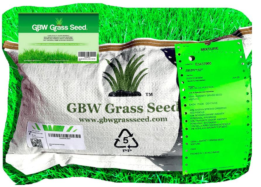 GBW Grass Seed