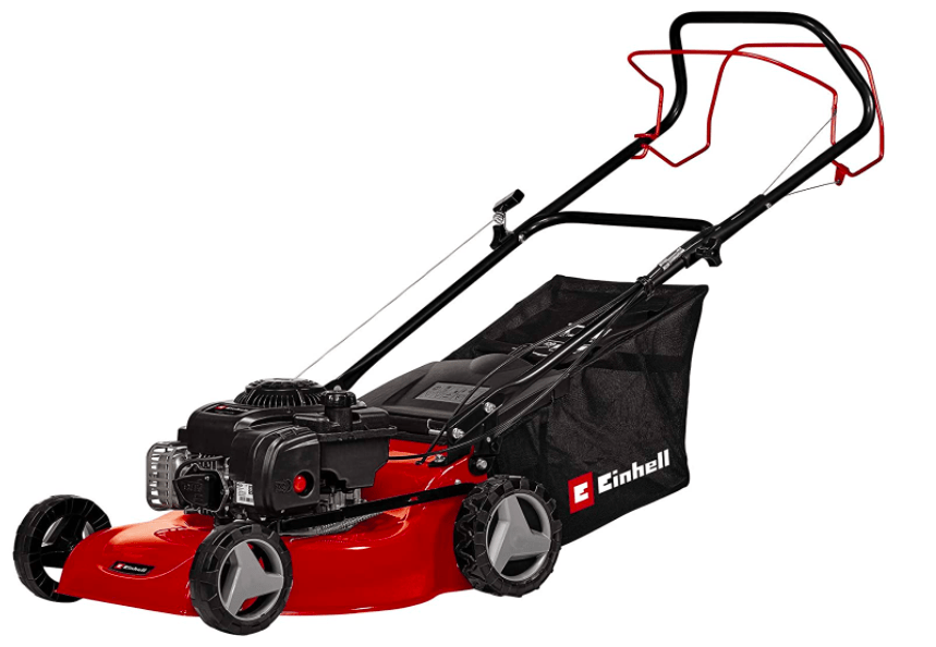 Einhell 3404585 GC-PM 46/1 S B&S Self Propelled Petrol Lawnmower with a Briggs and Stratton Engine