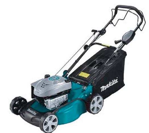 Makita PLM4622 46cm 190cc 4-Stroke Petrol Lawn Mower