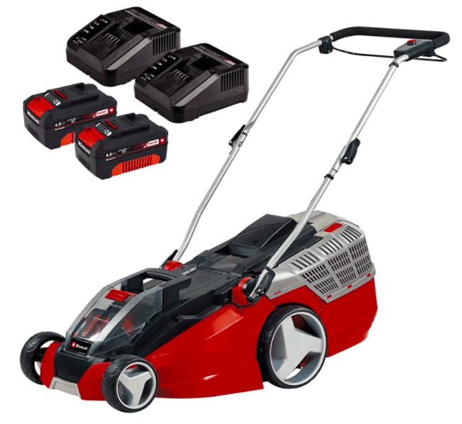 Einhell Cordless Lawn Mower GE-CM 43 Li M Power X-Change