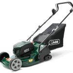 Webb 43cm/17in Push Cordless Rear Roller Rotary Lawnmower
