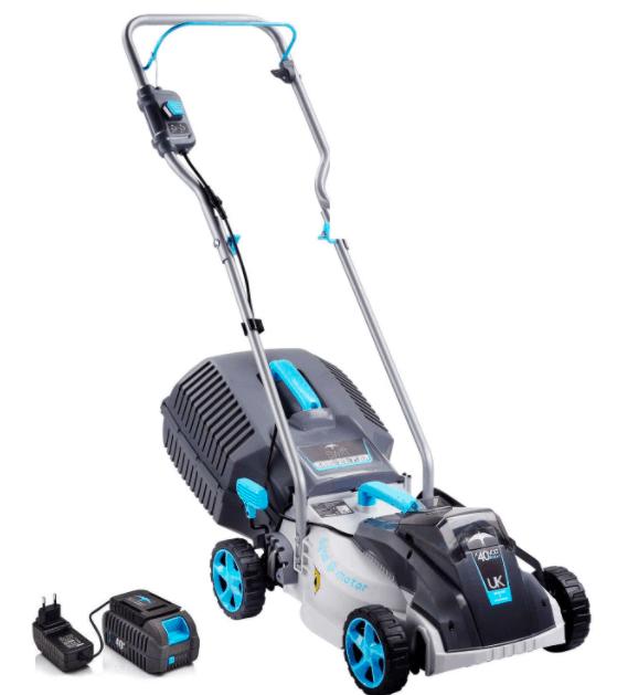 SWIFT 40V EB132CP2 Cordless Digital Compact Lawn Mower