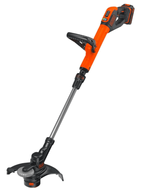 BLACK+DECKER 18V Cordless 28 cm String Grass Trimmer