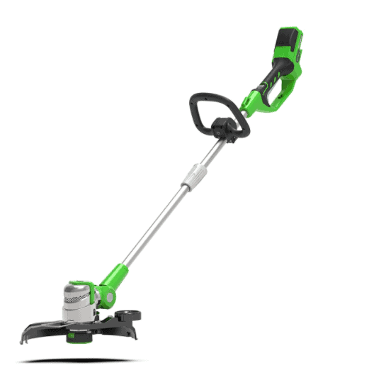 Greenworks Battery Lawn Trimmer G24LT Basic