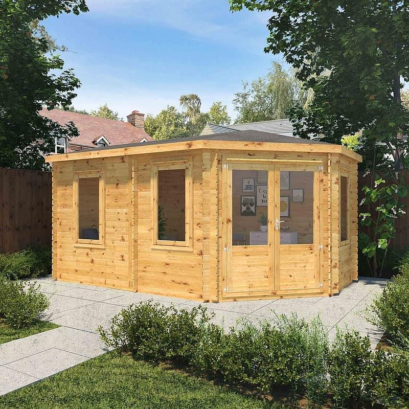 luxury shedroom